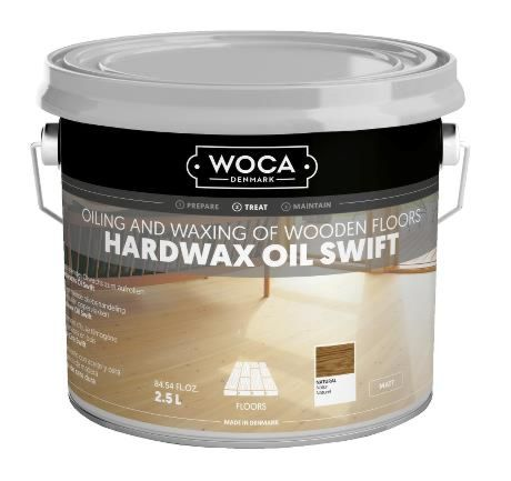 Woca Hardwax Oil Swift White