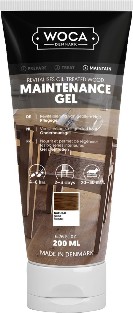 Woca maintenance Gel White