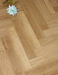Diamond Natural Oak Herringbone