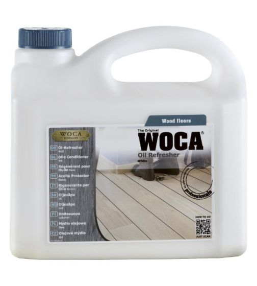 Woca Oil Refresher White