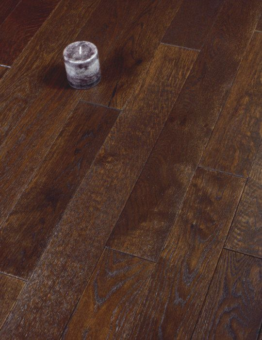 Dark Engineered Oak Flooring