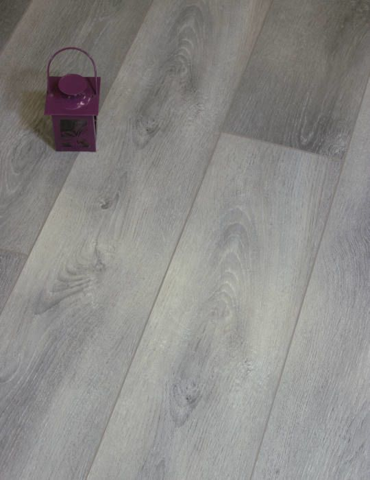 High Gloss Grey Laminate Flooring