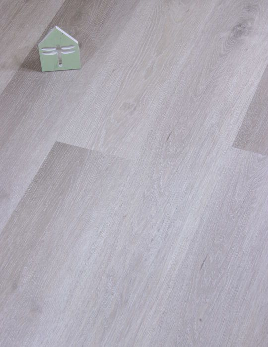 grey wood effect LVT Floor
