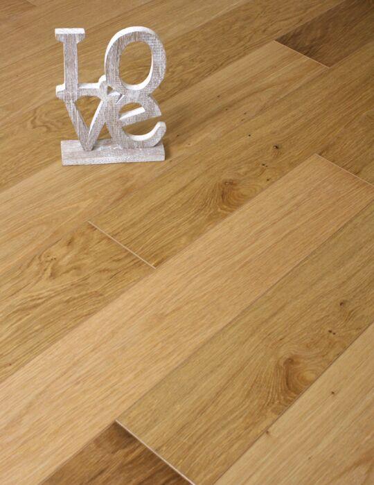 Sherlock Diamond Oak  Veneer Engineered Wood Flooring