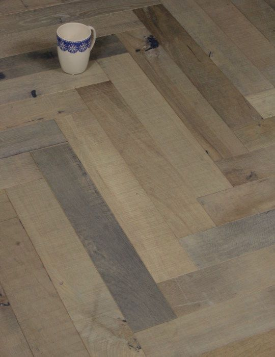 Reclaimed Herringbone