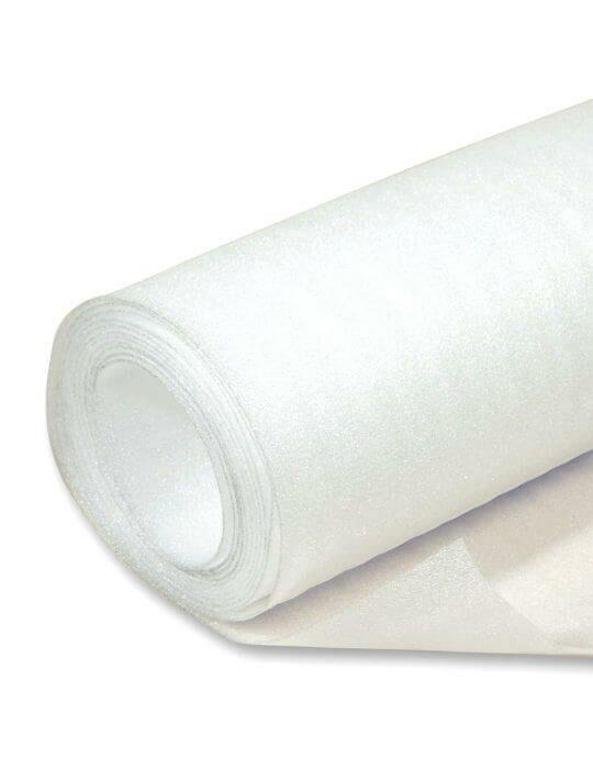 Foam Underlay White 2mm For Laminate, What Underlay For Laminate Flooring