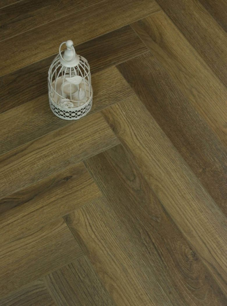 Craft Herringbone laminate flooring