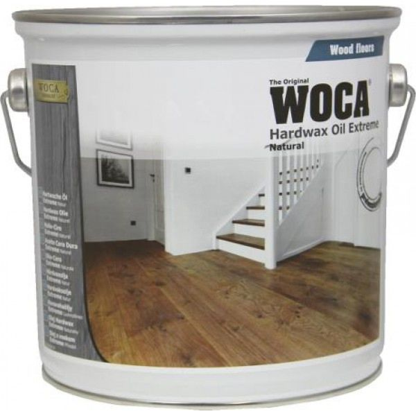 Woca Hardwax Oil Extreme White