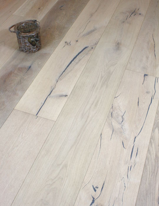 Long Plank White Oiled Oak