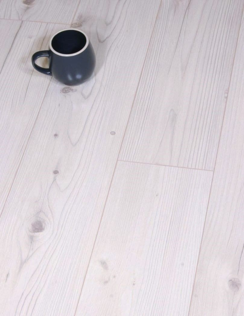 Biscaya pine light gloss laminate flooring