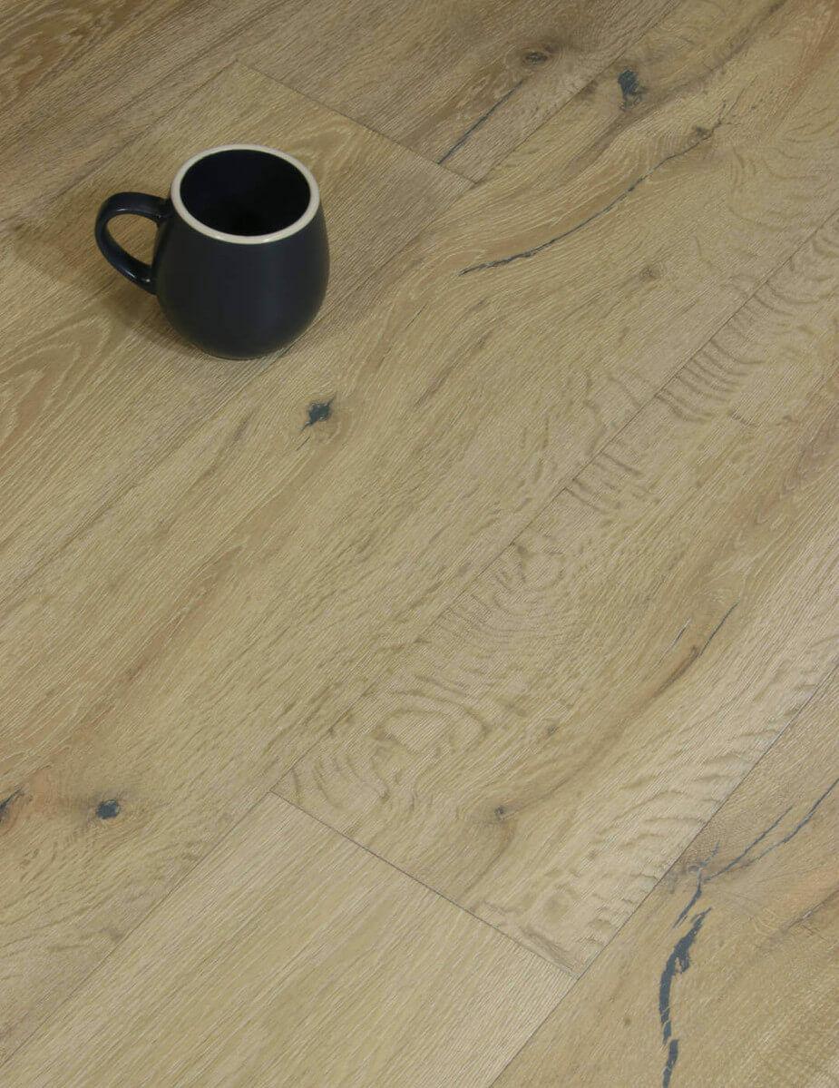 Lusty Oak White Oiled Plank