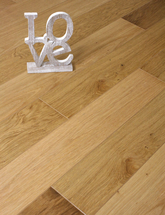 Sherlock Diamond Oak  Veneer Engineered Wood Flooring