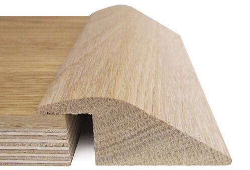 Solid Oak Ramp Reducer