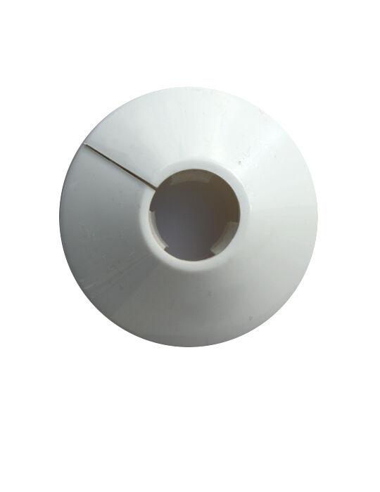 White radiator Collar