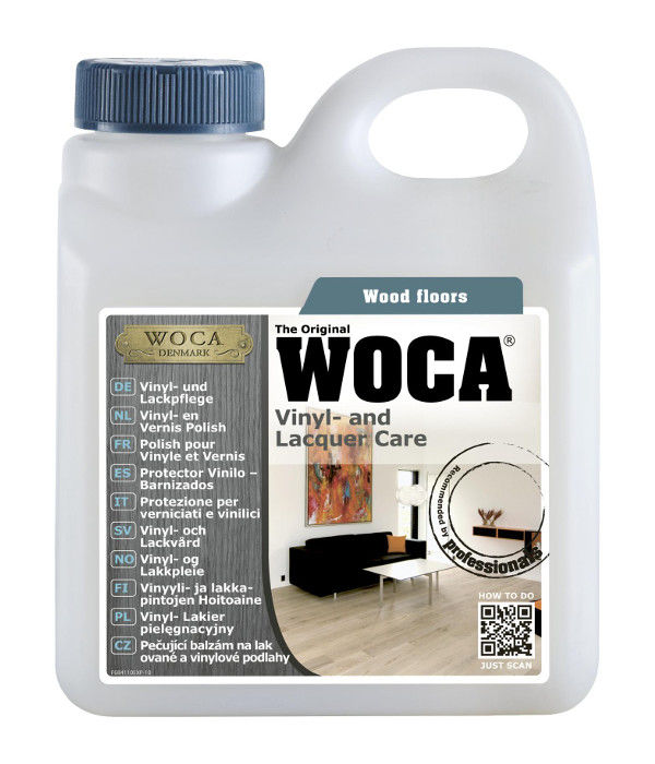 Woca Vinyl and Lacquer care