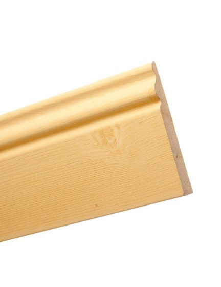 Pine Effect MDF Skirting board