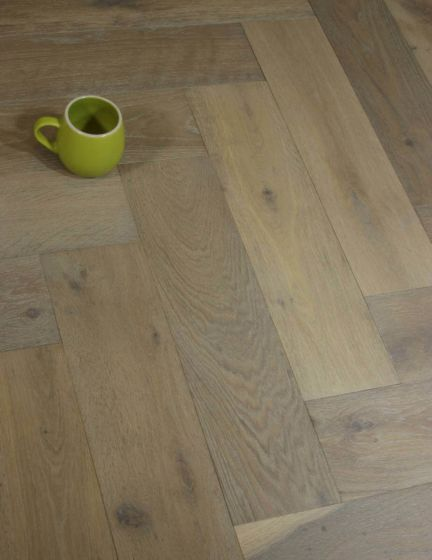 Wesley Herringbone Oak