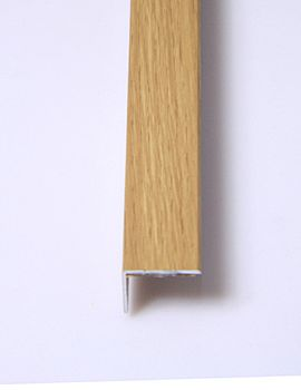 Natural Oak 20mm Angle 2400mm
