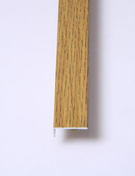 Natural oak 8mm Angle
