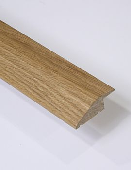 1.8m Oak Reducer 14mm Door Bar