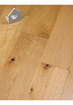 Character Grade Wide Plank Oak Engineered flooring
