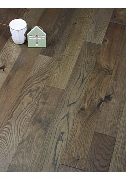 Dark eningeered oak 90mm