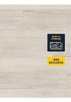 Egger EHD027 White Elva Oak Greentec Flooring