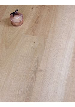 Light Oak LVT Flooring