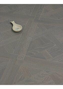 Grey Versailles Parquet Oak Flooring