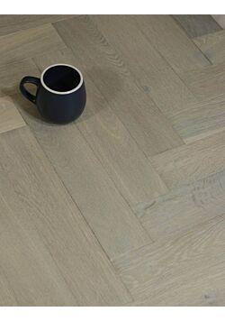 Grey Herringbone Flooring, Jasper
