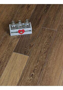 Oak trail dark brown laminate flooring