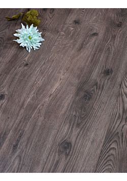 Oxford Oak Grey Brown Laminate Flooring