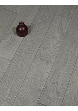 Pebble grey oak flooring